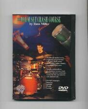 The Drumset Crash Course New Drum Dvd Drums