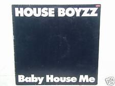 "*** House Boyzz ""Baby House me"" ***"
