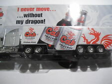 Werbetruck CAB cola & Beer I never more... without my Dragon krombacher