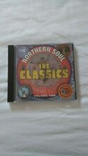various artists, northern soul the classics, vol one cd.