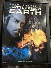 Battlefield Earth (Dvd, 2001, Special Edition) Tested