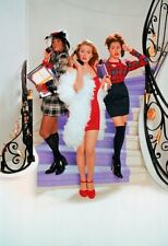 Clueless Movie Poster #01 Textless Stairs 24x36