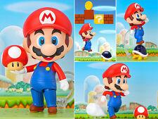 Super Mario Bros Nendoroid 473 Ghost Mushroom Action Figurine Figure No Box