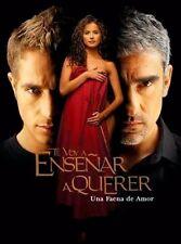 Te Voy a Enseñar a Querer..Telenovela Completa Colombiana 25 Dvds