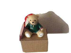 harrods resin christmas bears