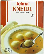 Telma Matzo Ball Mix 84 g Kosher Parve Kosher Parev, Made in Israel, make 24 bl
