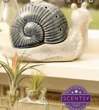 "Scentsy ""Garden Snail"" Full Size Element wax Warmer ** Summer Warmer"