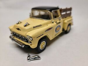 Matchbox Collectibles 1957 Chevrolet 3100 Dixie Oils Gasoline Ray's 1:43 Read