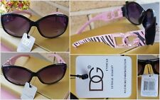 DG's Elegant Pink Retro Oversized oversize Eyewear Womens Designer Sunglasses