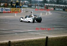 Carlos Reutemann Martini Brabham BT44B British Grand Prix 1975 fotografía 1