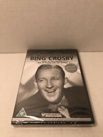 Bing Crosby - Road To Hollywood and Reaching For The Moon (DVD, 2008) New Sealed