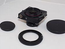 Sinaron 45mm f/4.5 CMV Digital Lens. Sinar p3, Sinar f3, Sinar p3 SL view camera