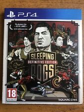 Sleeping Dogs Ps4 Definitive Edition VF Complet