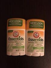 arm hammer essentials deodorant (Two)
