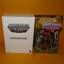 2012 MATTEL MOTU HE-MAN MASTERS OF THE UNIVERSE CLASSICS MOSQUITOR MOC CARDED