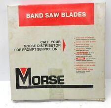 MORSE, BAND SAW BLADE, 3510/14MAT, 10 TEETH PER INCH, CARBON STEEL
