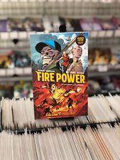 Fire Power Volume 1 Advanced Edition TPB - Advanced Edition - Retailer Promo