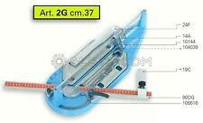 SPARE PARTS AND ACCESSOIRES FOR TILE CUTTER SIGMA 2G