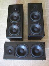 M&K LCR 850 Speakers * Miller & Kreisel