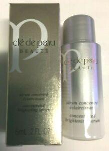 Cle De Peau Beaute Concentrated Brightening Serum 6ml/0.2 fl.oz x 10 pcs