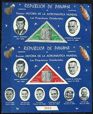 PANAMA - SPACE - COSMOS - Mi Bl 32/33 - M no Gum