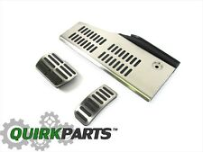 VW Volkswagen Automatic Transmission Sport Pedal Caps Set Jetta Golf Beetle GTI
