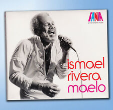 MAELO a man and his music ISMAEL RIVERA 2 CD DIGIPACK Puerto Rico ERSTAUFLAGE 1A