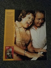 ALL IN THE FAMILY JEAN STAPLETON MAGAZINE ADVERTISEMENT PRINT AD