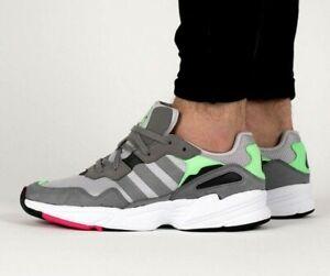 Adidas Originals Yung-96 Men's shoes size 10 gretwo/grethr/shopink F35020