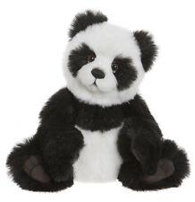 Anniversary Monium by Charlie Bears - plush panda teddy bear - CB202090