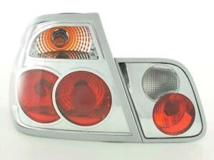 2 lights faros ARRIÈRE FEUX  BMW Serie 3 Berlina E46  1998 1999 2000 01