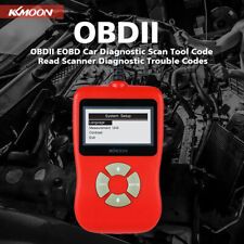 KKmoon OBDII EOBD Car Diagnostic Scan Tool Code Read Scanner Trouble NEW P5V9