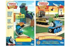 Thomas the Tank Wooden Railway - 2 Different Yearbooks 2010, 2011 *New*