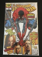 SENSATIONAL SPIDER-MAN #41 Dynamic Forces Exclusive Signed by John Romita, COA