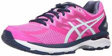 ASICS Women's GT-2000 4 Running Shoe, Pink Glow/Soothing Sea/Blue, 5.5 B(M) US