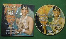 Josephine Baker J'ai Deux Amours inc De Temps En Temps / Sans Amour + CD
