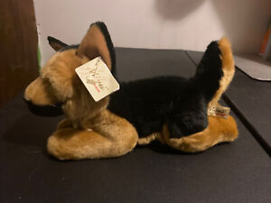 Aurora World Miyoni Tots Rodan German Shepherd Pup Plush NWT
