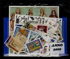 ITALIA REPUBBLICA 2009 Annata completa 69v + 5 BF us