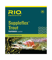 RIO Suppleflex Trout Leader