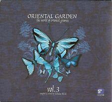 Oriental Garden 3 = Taha/Nouri/azzdine/dZihan/Hasna... = 2cd = Lounge + Chill + DELUXE