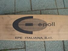 Bladder for hydraulic accumulator, Epe Italiana, Epoll