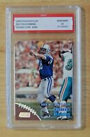 1998 PEYTON MANNING TOPPS STADIUM FOOTBALL ROOKIE CARD  #195 GEM-MINT
