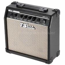 "15W Electric Guitar Amplifier Amp Distortion with 3-Band EQ 5"" Speaker C4B0"