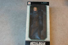 Official Konami Yamoto Metal Gear Solid Liquid Snake Collectible Figure New