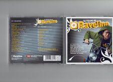 16 Jahre Raveline - 2CD NEU - TECHNO TRANCE HARD TRANCE ELECTRO