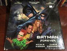 LD Laserdisc BATMAN FOREVER 1995 Val Kilmer Widescreen Edition AC3 Digital Lot#5