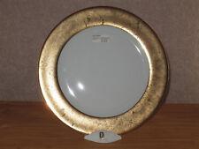 PHILIPPE DESHOULIERES *NEW* CARAT OR Assiette présentation 30cm Plate