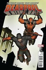 DEADPOOL #13 PHAM DAREDEVIL VARIANT COVER EDITION HOT! FREE SHIPPING!