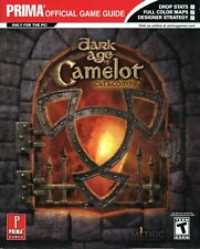 Dark Age of Camelot Catacombs Official Game Guide - Brand New - PC-MMORPG