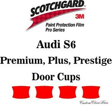 3M Scotchgard Paint Protection Film Pro Series Clear Kit  2020 2021 Audi S6